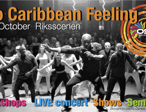 HAPPY NEWS! Oslo Caribbean Feeling 2020 IS ON !!!!