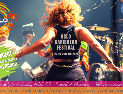 How to get to Oslo Caribbean Festival this weekend …and some other things that are nice to know about