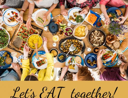 Let´s EAT together!